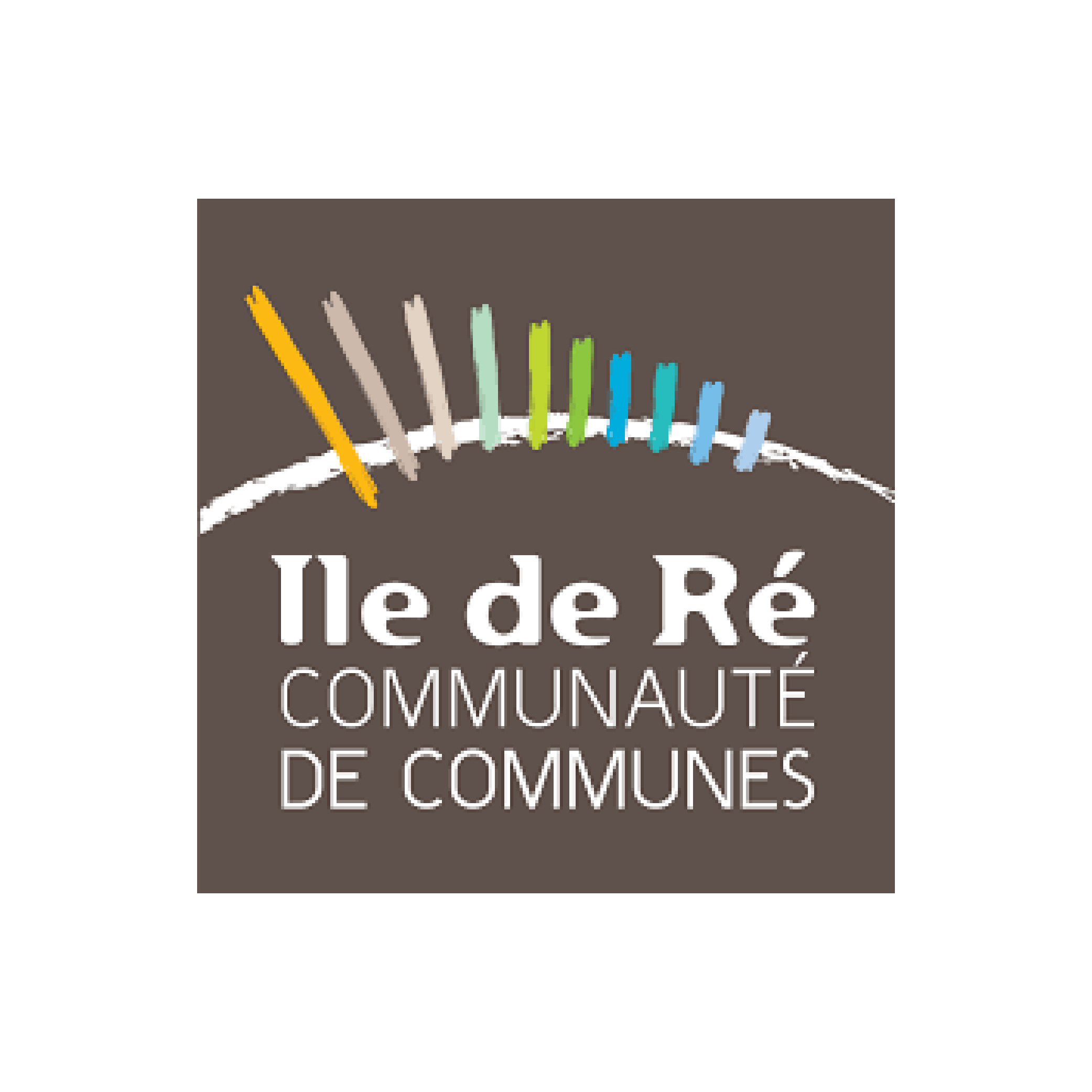 Logo CdC Ile de re 01